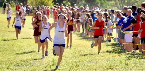 Bryant girls sixth among 20 at Minuteman Invitational