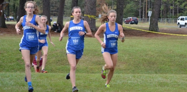 Lady Hornets earn team title at Wampus Cat Invitational