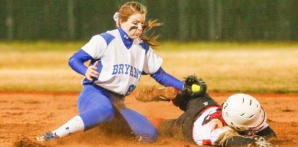 Lady Cyclones' star hurler frustrates Lady Hornets
