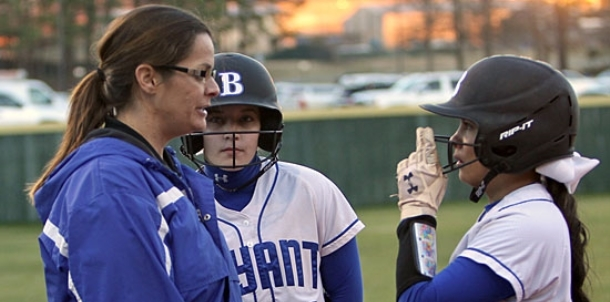 Big innings spur Lady Hornets to win over Sylvan Hills