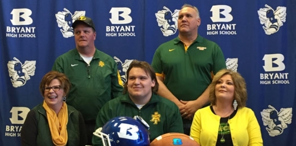 Fritschen signs to take heart, talent to Arkansas Tech
