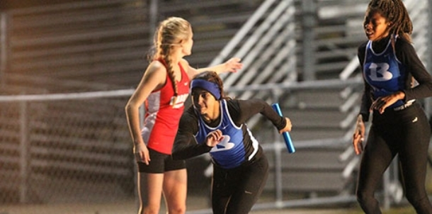 Bryant girls second only to Conway at Hornet Relays