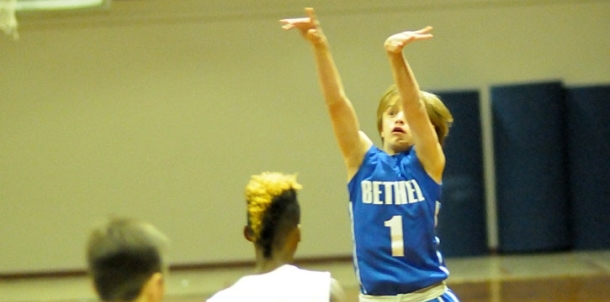 Bryant Blue edged by Benton on heels of win over Anthony School