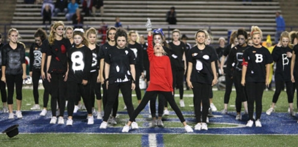 A 'Thriller' of a halftime