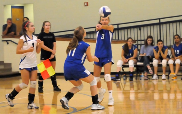 Bryant Blue wins match with Cabot South