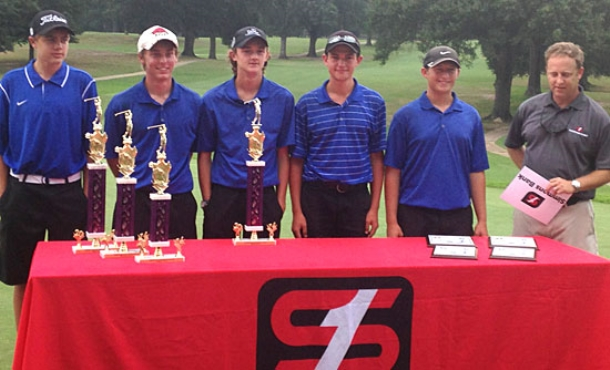 BHS golf team wins Wildcat Classic at El Dorado