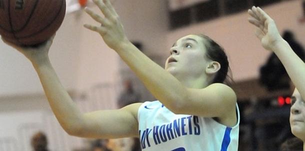 Lady Hornets struggle early against Pulaski Academy defense