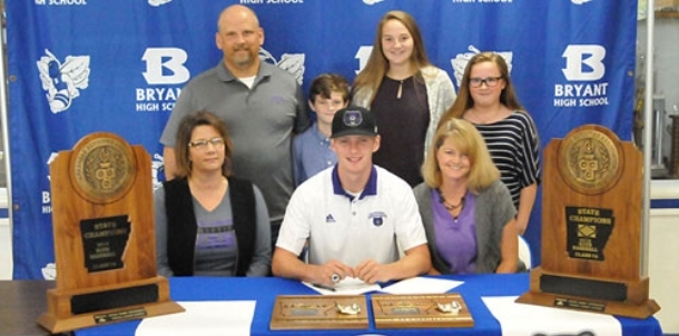 Bonvillain makes commitment to UCA official