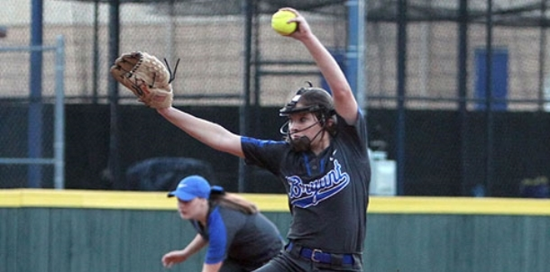 Evans' walk-off bomb completes Lady Hornets' comeback win over Sheridan