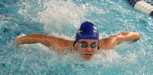 Relay win highlights Lady Hornets work in home meet