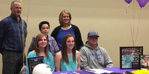 Clay's determination, talent result in signing with OBU