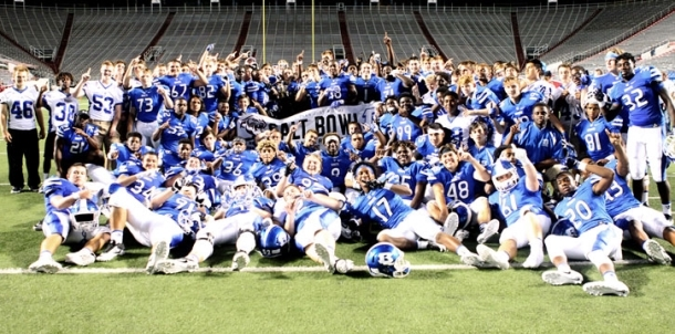 Bryant retains Salt Bowl trophy