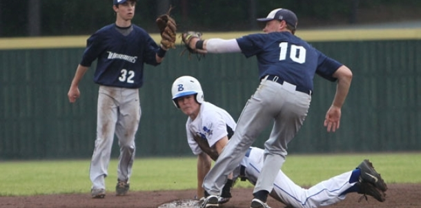 Bryant secures 8-1 win over Little Rock Christian in rain-shortened contest