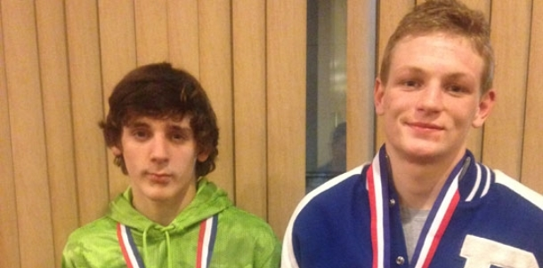 Thompson, East place at State competition