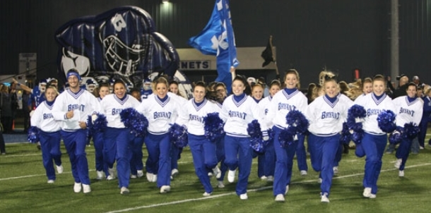 BHS dance and cheer, cheer and dance