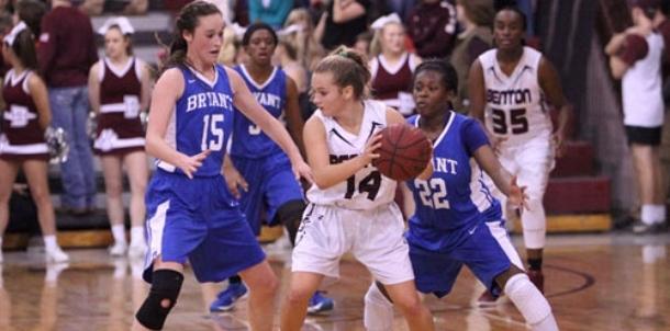Benton snaps Lady Hornets' Shootout streak
