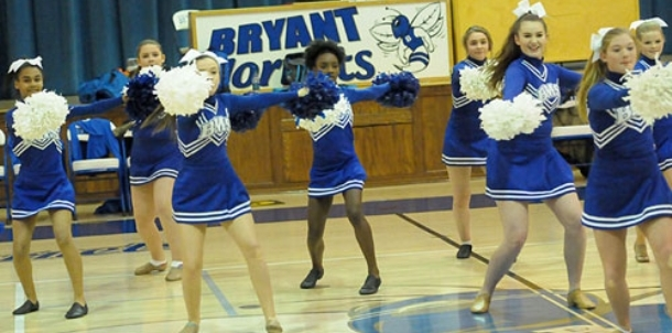 Bryant Middle School spirit