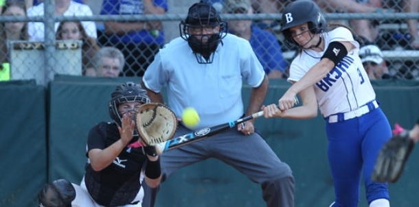Bentonville survives epic extra-inning battle with Lady Hornets