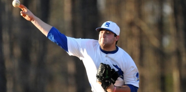 Hornets' Jackson opens season with perfect game