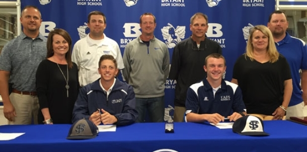 Allen, Hurt to continue as teammates after signing with UAFS