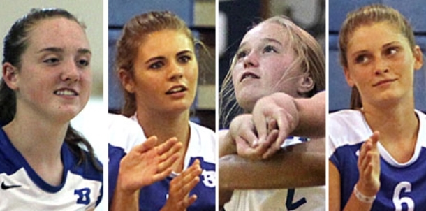 Post-season awards for BHS volleyball team announced