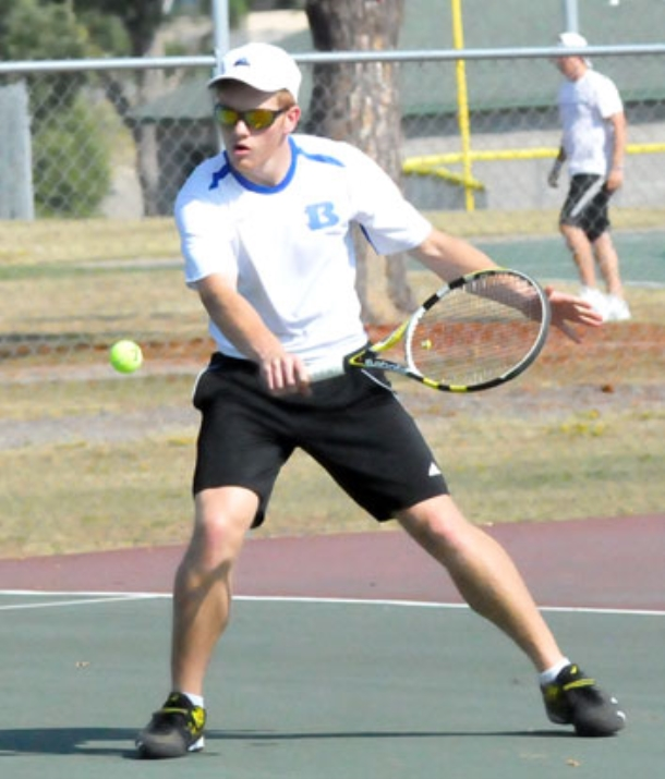 Bryant players win majority of matches with Benton