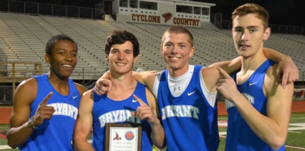 Hornets edge Cabot for second at Cyclone Relays