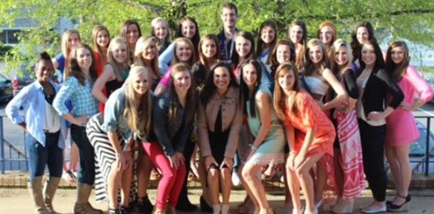 Members of 2014-15 varsity cheer announced