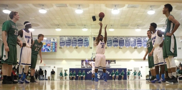 Hornets make Pointers sweat out win in 7A showdown