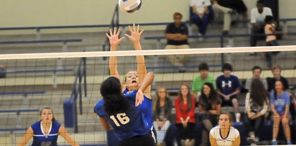 Freshman girls come through in the clutch against Conway Blue