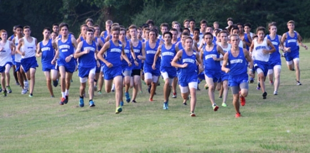Terry paces field; Majors, White team finish first at intrasquad