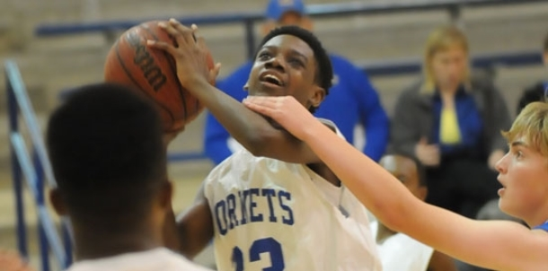 Bryant White seventh grade boys unable to overcome slow start