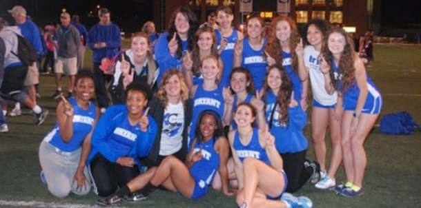 Bryant girls capture second team title in as many meets