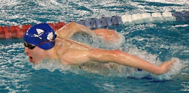 Hornets second in final pre-holiday swim meet