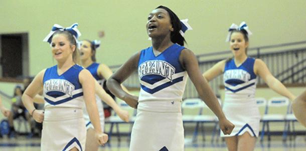 Freshman cheer, dance teams