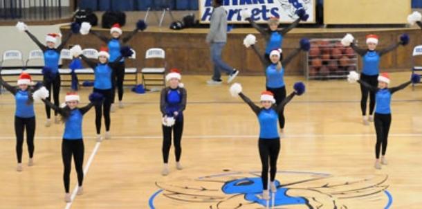 Christmas cheer, Christmas dance