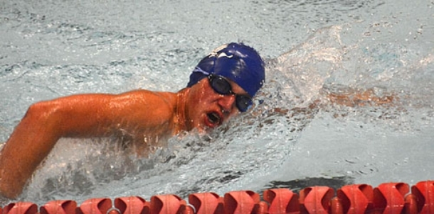 Hornets second to Conway at Arkadelphia meet