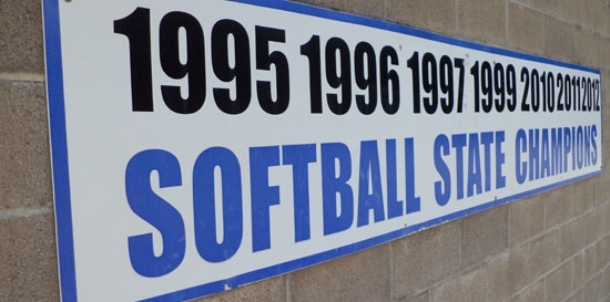 Bryant makes lone bid for 7A State softball tourney