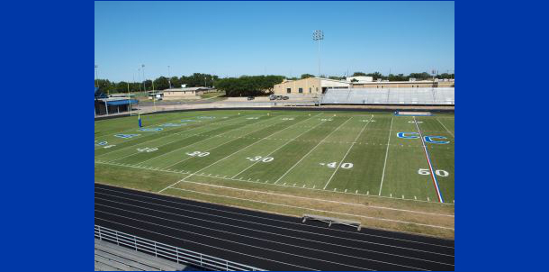 Cadet Football Field