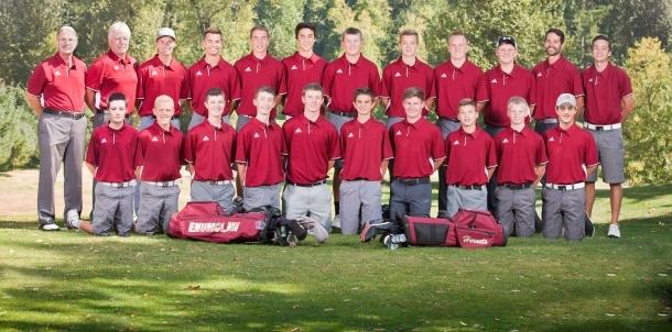 Hornet Boys Golf 2016