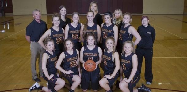 Hornet Girls Basketball 2016-2017