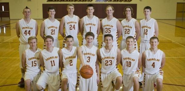Hornet Boys Basketball 2016-2017