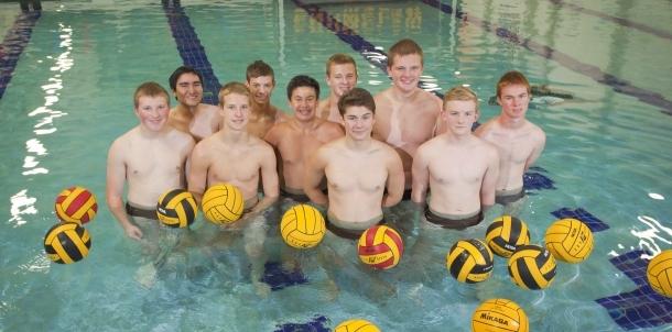 Hornet Boys Water Polo 2016