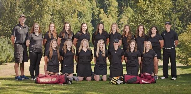 Hornet Girls Golf 2016