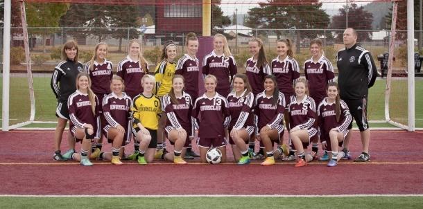 Hornet Girls Soccer 2016