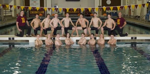 Hornet Boys Swim and Dive 2016-2017