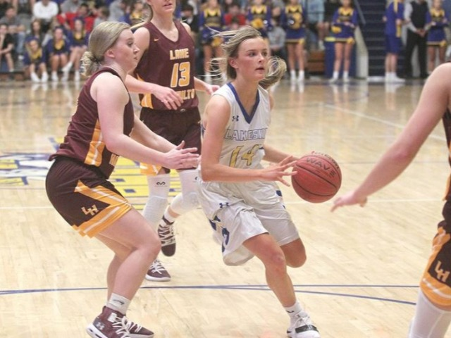Lady Wolves win 5A-South conference tilt at Lakeside