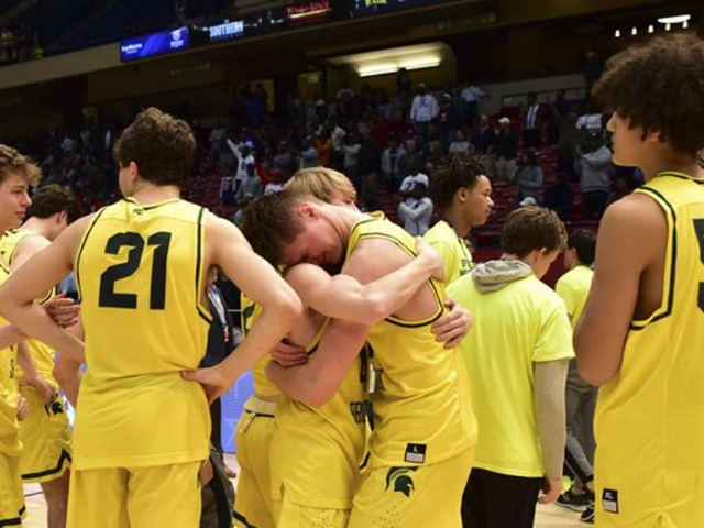 Spartans fall to Lee-Montgomery in state final