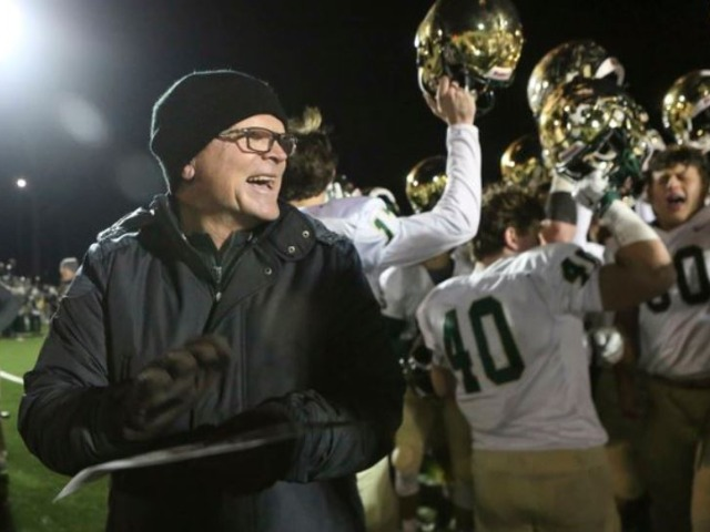 Yeager named Coach of the Year