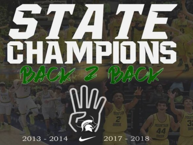 Spartans Capture Back-To-Back State Titles